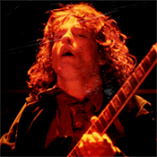 ACDC Guitarist Angus Young