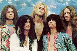 Aerosmith Group Photo