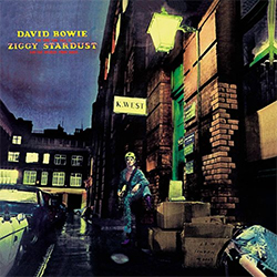 David Bowie Ziggy Stardust Album Photo
