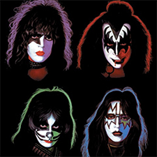 Kiss band photo