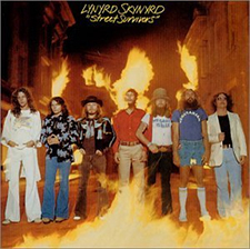 Lynyrd Skynyrd Street Survivors Album Cover