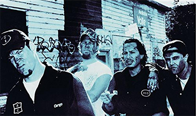 Metallica Group Shot
