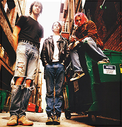 Nirvana Band Shot