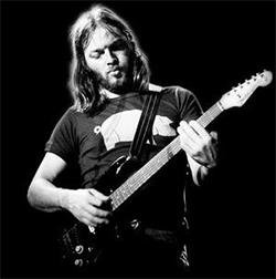 Pink Floyd Guitarist David Gilmour