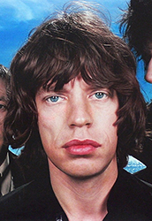 The Rolling Stones Lead Singer Mick Jagger